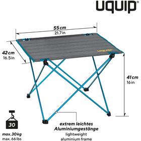 Uquip Liberty Folding Table, gris